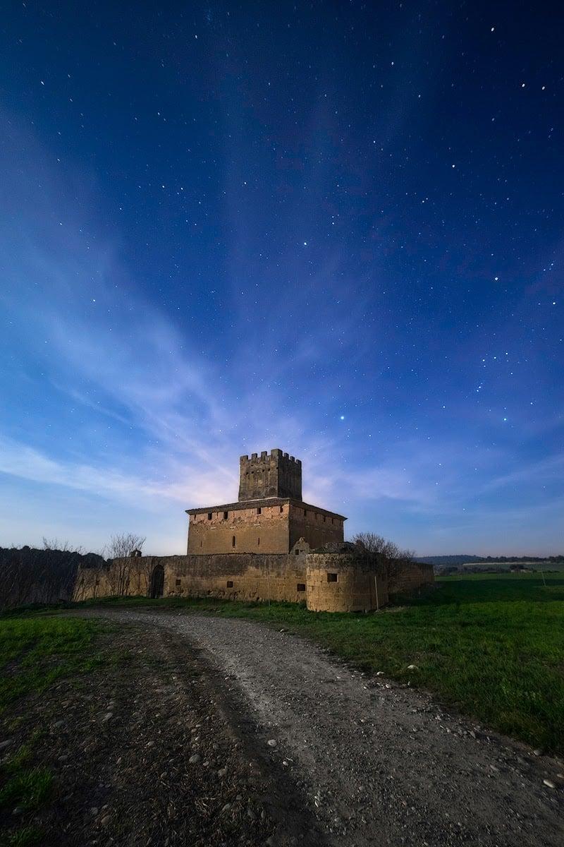 Reconquista. Fotografía nocturna