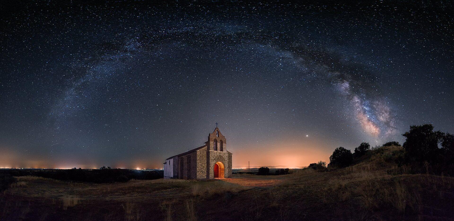 El Camino. Fotografía nocturna