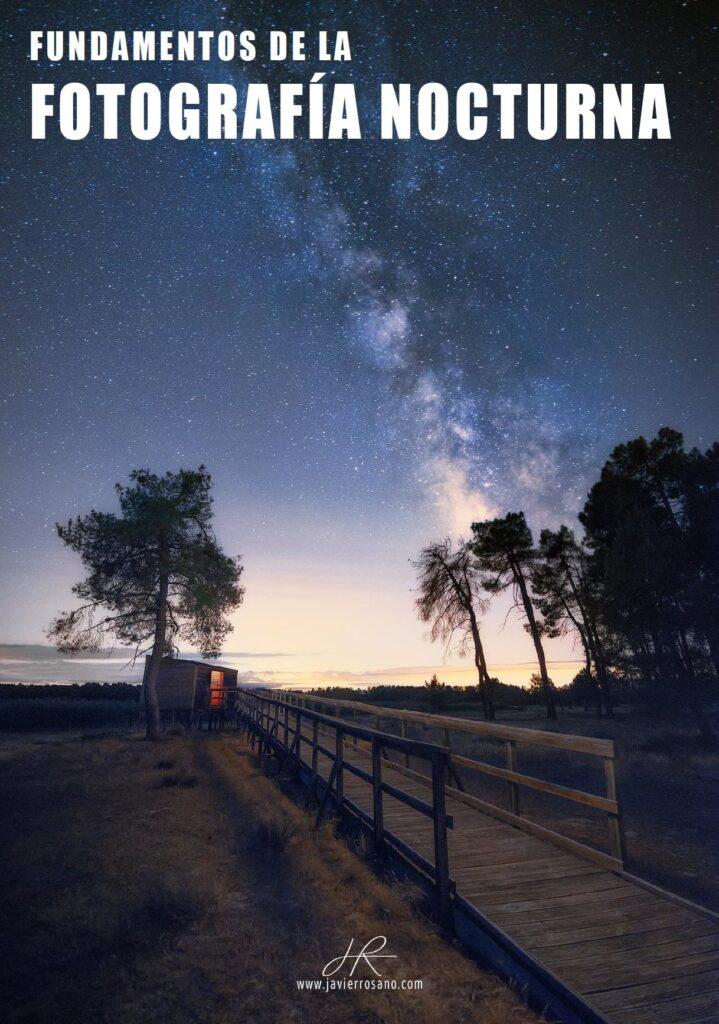Curso de fotografía nocturna