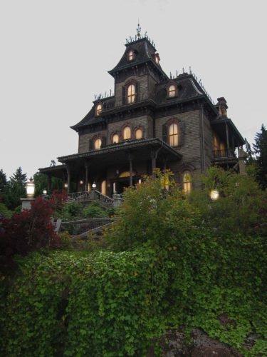 Phantom Manor. Fotografia original con luces encendidas. Javier Rosano