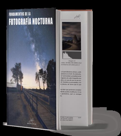 Ebook de fotografía nocturna