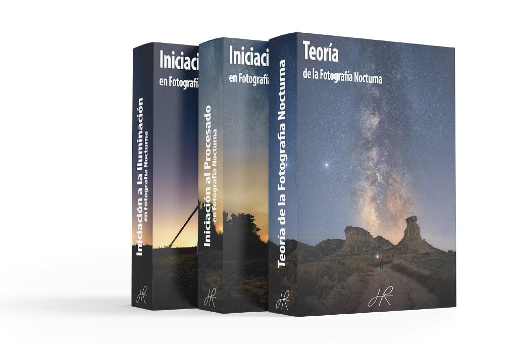 Pack de cursos de iniciación a la fotografía nocturna