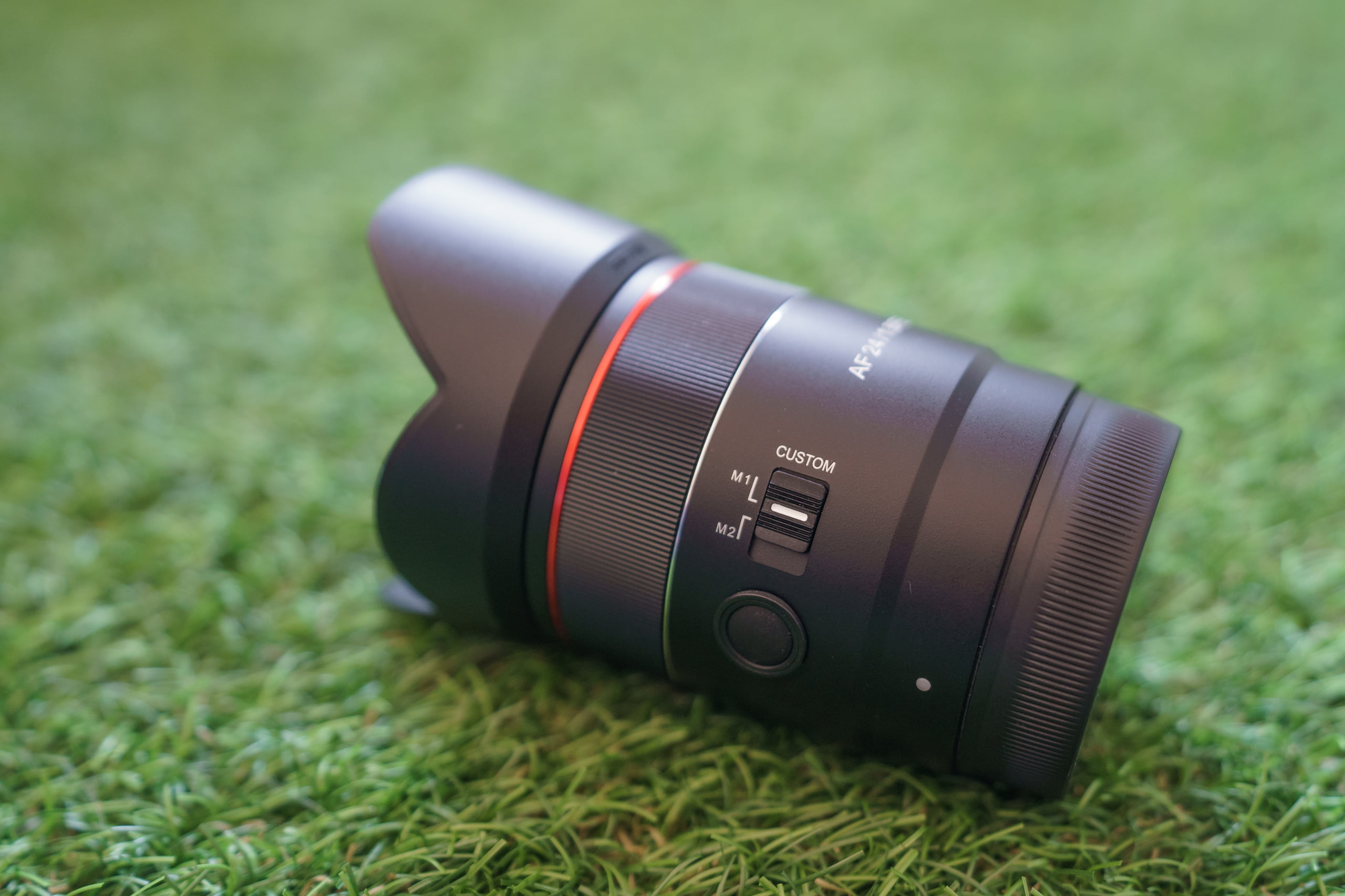 Samyang 24 mm f/1.8